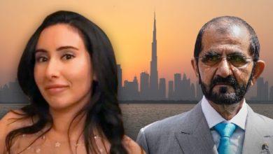 الشيخة لطيفة بنت محمد بن راشد آل مكتوم بنت حاكم دبي