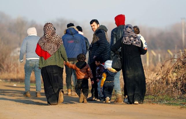 اللاجئون في أوروبا لا يريدون العودة