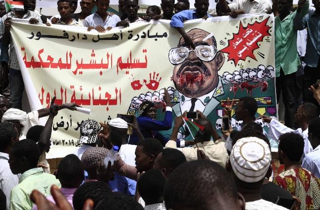 أحكام بالإعدام لـ29 ضابط سوداني قتلوا متظاهرًا