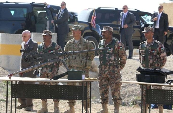 صدمة بالشارع الأردني إثر اتفاقية مع القوات الأمريكية