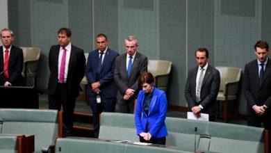 فضيحة تهز البرلمان الأسترالي