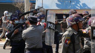 أكثر من 300 قتيل حصيلة انقلاب ميانمار