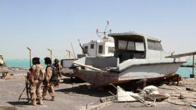 حملة يمنية تدعو لوقف سيطرة الإمارات على ميناء المخا