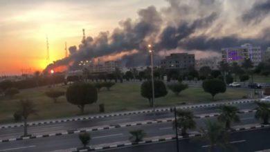 الحوثيون يهاجمون منشأة شركة أرامكو في جدة بصاروخ مجنّح