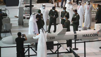 مبيعات الأسلحة إلى الإمارات والسعودية