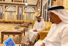 ضاحي خلفان للشعب الإماراتي: احترموا الرئيس الإسرائيلي