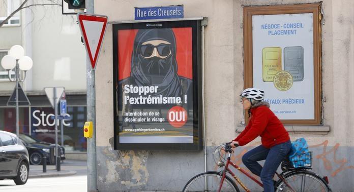 دعوات في سويسرا لحظر النقاب