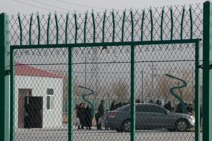 معتقلات الإيغور