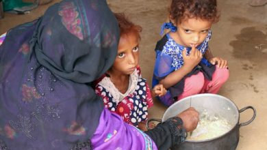 طفل يمني يموت كل 75 ثانية بسبب أفظع مجاعة في التاريخ