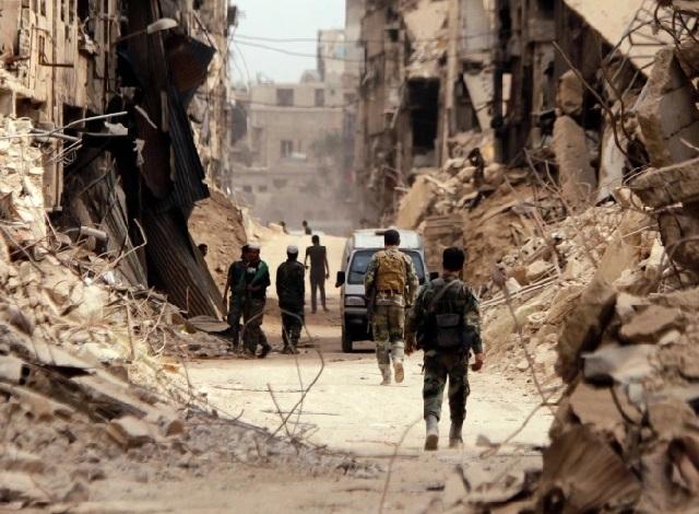 الحرب في سوريا كابوس حقيقي