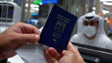 إسرائيل تطالب أفرادها بتجنب السفر إلى الإمارات والبحرين