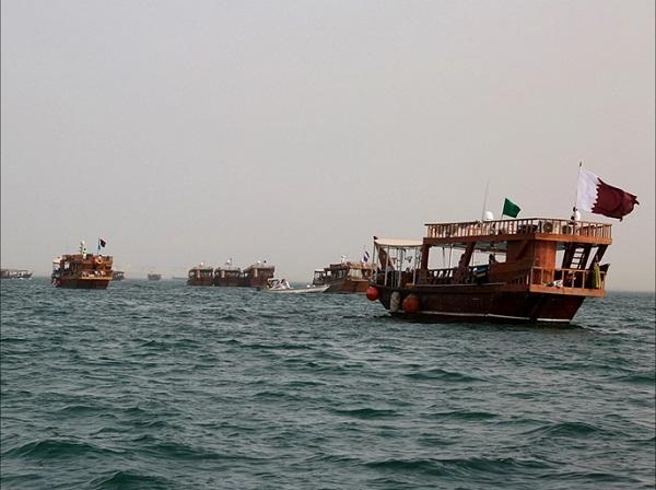 اللؤلؤ  في قطر