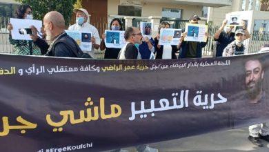 قلق على صحة صحفيين محتجزين مضربين عن الطعام