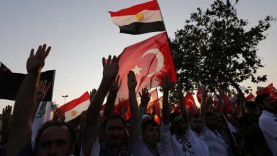 تركيا تقرر إرسال أول وفد دبلوماسي إلى مصر منذ انقلاب 2013