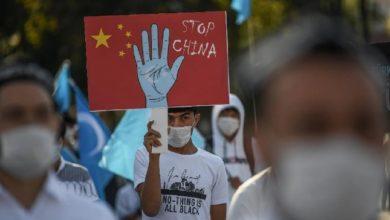 تقنيات مراقبة ضد أقلية الإويغور