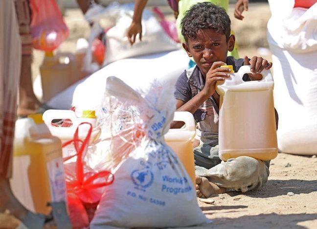 16 مليون شخص يعانون المجاعة في اليمن