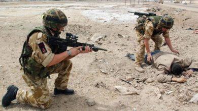 إقرار إمكانية محاكمة الجنود البريطانيين بتهمة جرائم حرب