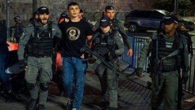 مواجهات عنيفة في القدس ضد تظاهرة إسرائيلية