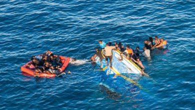 100 قتيل بغرق قارب مقابل سواحل ليبيا