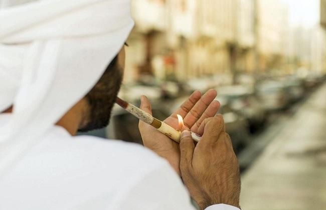 انتشار تعاطي التبغ