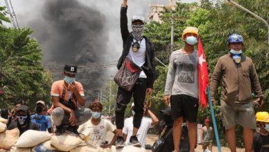 قطع الإنترنت واعتقال متظاهرين بعد مقتل 550 شخصًا