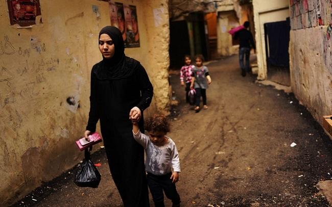بريطانيات مجردات الجنسية في سوريا ضحايا الإتجار بالبشر