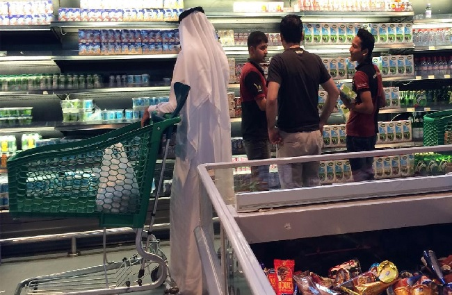 سوق سوداء لتهريب المنتجات التركية إلى السعودية