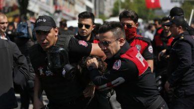 تركيا تعتقل 10 عسكريين لاعتراضهم على مشروع قناة البوسفور