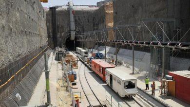 مشروع مترو الأنفاق