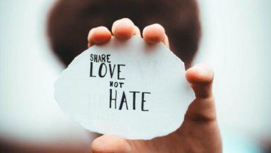 خطاب الكراهية
