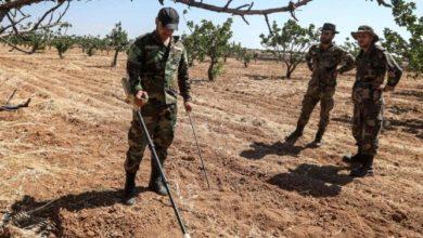 النظام السوري يستولي بالقوة على أراضي المواطنين