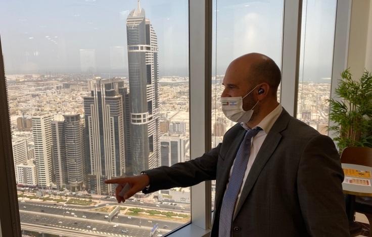 العقارات في دبي تستهوي الإسرائيليين بعد التطبيع