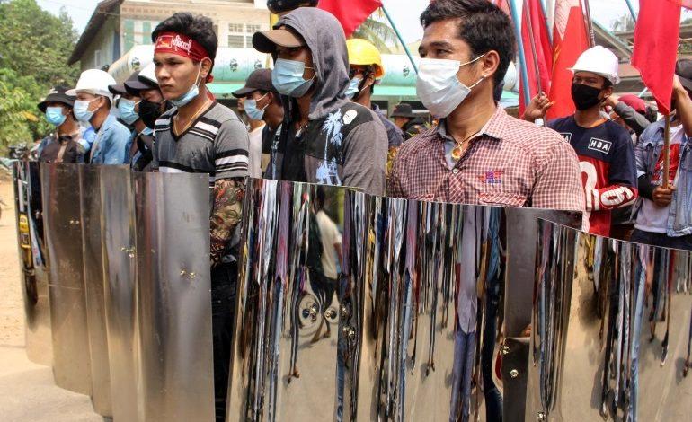 دعوة لتخصيص منطقة حظر طيران في ميانمار بعد مقتل محتجين