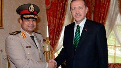 مصر وتركيا تجريان أول محادثات هاتفية بعد سنوات من القطيعة
