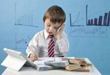 الأطفال و الاستثمار