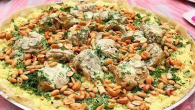 الأكلات الشّعبيّة الأردنيّة