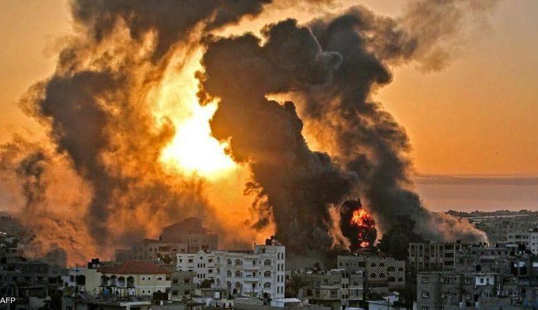 الإمارات دعمت العدوان على غزة