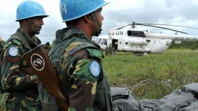 إثيوبيين من قوات حفظ السلام يطلبون اللجوء في السودان