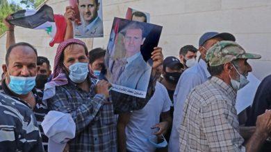 """أنصار """"الأسد"""" في لبنان يتعرضون للاعتداء أثناء توجههم إلى صناديق الاقتراع"""