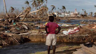 عدد النازحين بسبب تقلبات المناخ يفوق عن عدد نازحي الصراعات