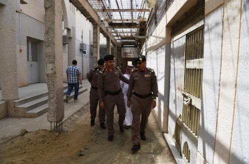 سجن في السعودية
