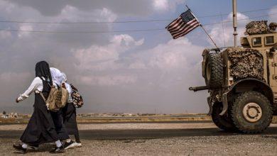 التحول الاستراتيجي للولايات المتحدة في الشرق الأوسط