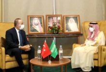 محادثات تركيا والسعودية جزء من إعادة الوضع الإقليمي