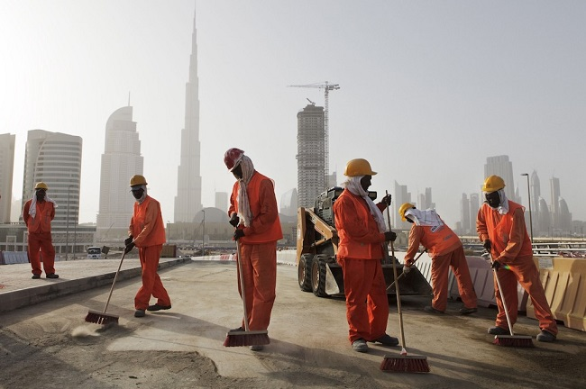 شركة ألمانية تواجه انتقادات لشراكتها في معرض إكسبو 2020 دبي