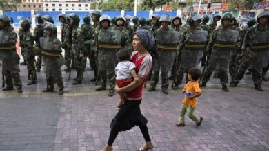 الصين تطالب دول العالم لمقاطعة فعالية حول قمع مسلمي الإيغور