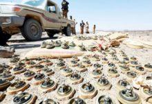 5 آلاف ضحية للألغام الأرضية العام الماضي