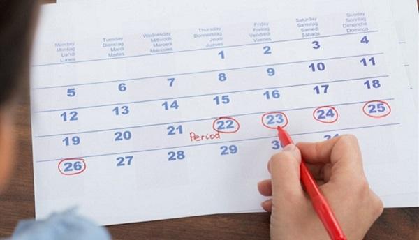 شهر رمضان و الدورة الشهرية