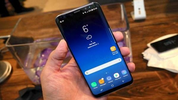 سلسلة Galaxy S8