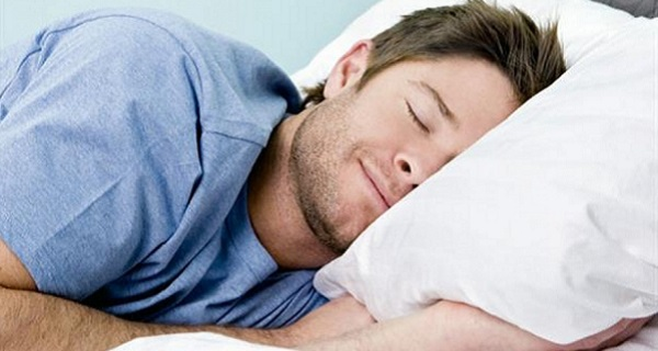 النوم الهادئ