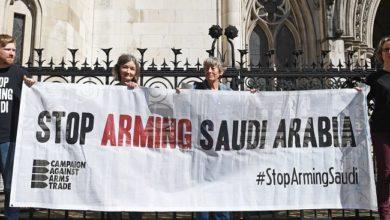 17 مليار جنيه إسترليني مبيعات الأسلحة البريطانية